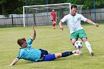 Fotbalová příprava: Katovice - Jankov 0:0.
