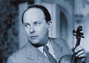 Váša Příhoda byl světoznámý houslista, kterému bylo znemožněno koncertovat v Československu.