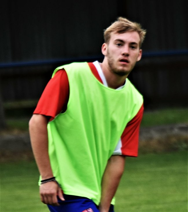 Tréninky fotbalistů Vodňan již vedl Petr Hrnčíř.