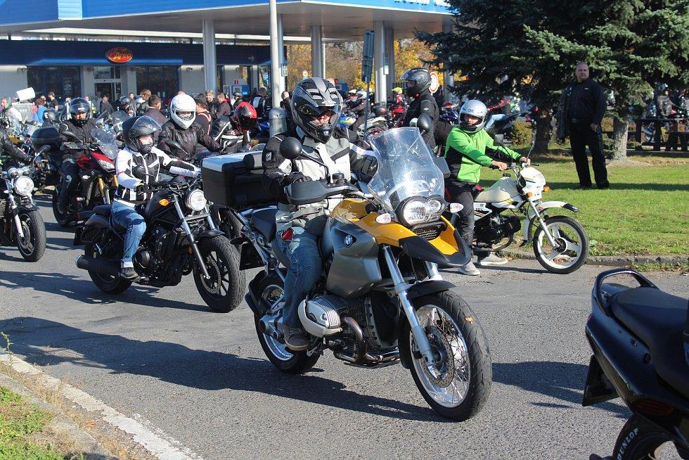 Strakoničtí Motobobři zakončili sezonu.