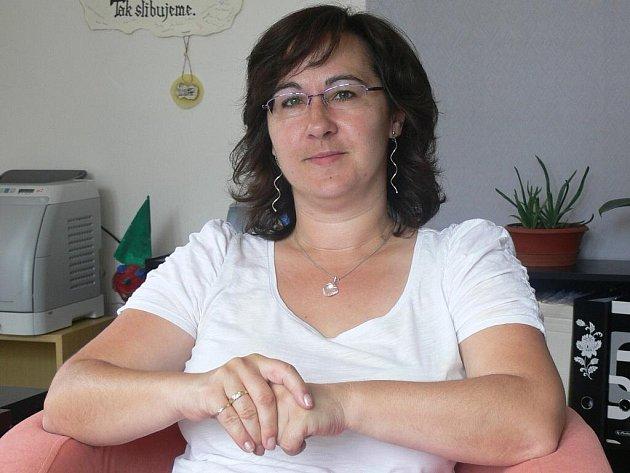 Andrea Karlovcová.
