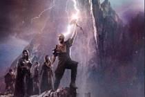 Výpravná fantasy založená na severských bájích a mýtech.