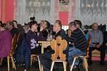 Hasiči z Hoštic u Volyně měli v sobotu 26. ledna Valnou hromadu a po ní také ples.