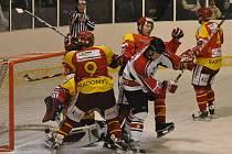 V sobotu se v Písku hraje hokejové derby Radomyšl - Strakonice.