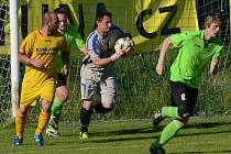 Sedlice uhrála s Veselím plichtu 0:0.