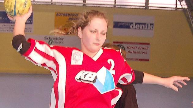 Zdeňka Lešáková bude v úvodním jarním utkání týmu chybět.