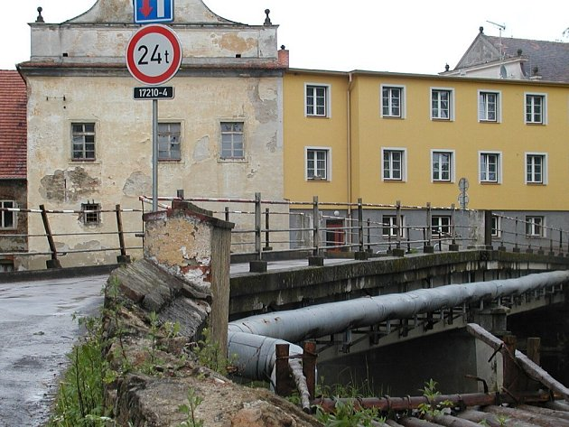 Most na Kozlov je starý 104 let.