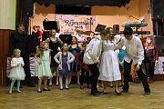 Reprezentační ples městyse Radomyšl.