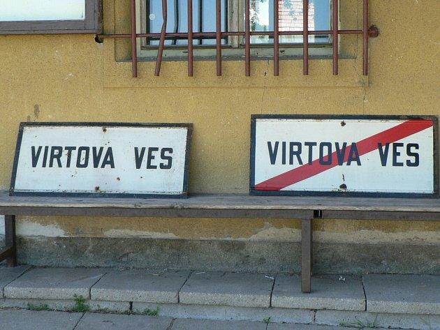 Virt byl původně Virtovou Vsí.