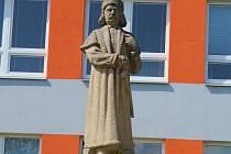 Základní škola Krále Jiřího z Poděbrad Strakonice. Ilustrační foto