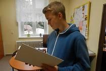 První školní den na ZŠ T.G. Masaryka