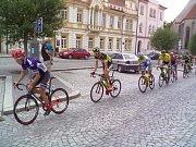 V Blatné se jel čtvrtý závod Českého poháru v silniční cyklistice