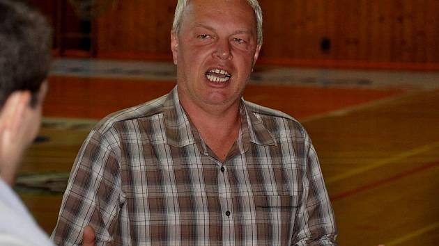 Trenér Milan Janda