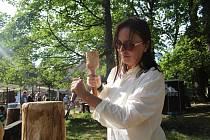 Den zpracování dřeva.