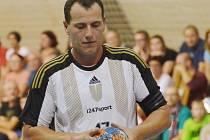 Martin Mošovský byl tahounem týmu.