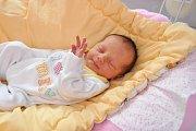 Zuzana Hrašová, Vlachovo Březí, 29.4.2018 ve 14.14, 2480 g. Malá Zuzana je prvorozená.