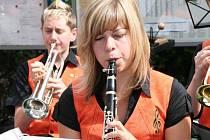 Mládežnický orchestr z německého Gleichhambergu