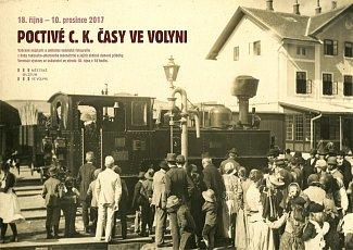 Volyně - Fotografie z rakouského mocnářství, spolu s jejich příběhy jsou k vidění ve volyňské tvrzi do 10. prosince