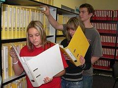 Kam na školu? Žáci se mohou přijít poradit na úřad práce.
