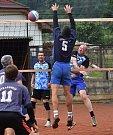 Volejbalisté Strakonic zakončili úspěšnou sezonu.