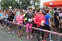 Královský (čtvrt)maraton města Písku 2015