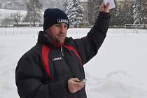 Zimní příprava Katovic.
