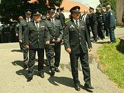 SDH Leskovice oslavil 50 let.