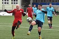 Katovičtí fotbalisté startují divizní jaro.