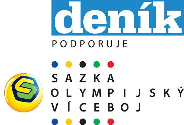 Logo Sazka olympijského víceboje