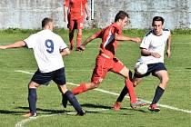 Junior Strakonice B - Drahonice 1:0.
