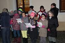 Koledy zpívali i lidé v Radomyšli