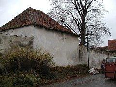 Vedle kostela sv. Martina se nachází i komenda, ze které se má stát muzeum malézských rytířů.