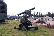 Strakoničtí vojáci v Norsku.