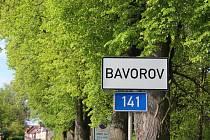 Bavorov - Zástávka náhradní autobusové dopravu po dobu výluky vlaku do 15. října bude v Bavorově před nádražní budovou