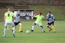 Fotbalová I.B třída: Stachy - Osek B 3:0.
