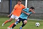 Fotbalisté Hořovic si po šestibrankovém výprasku v Katovicích v divizi příliš chuť nespravili, Klatovům doma podlehli 0:3.