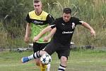 Fotbalová I.B třída: Cehnice - Osek B 3:3.