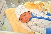 Ramal Abdullayev, Strakonice, 28.2.2018 ve 22.43 hodin, 3550 g, Malý Ramal má sestřičku  Fatimu (4).