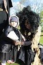 V Radomyšli prožily děti čarodějné odpoledne.