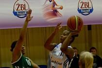 Basketbalistky Strakonic prohrály doma s Valosunem KP Brno 71:94.