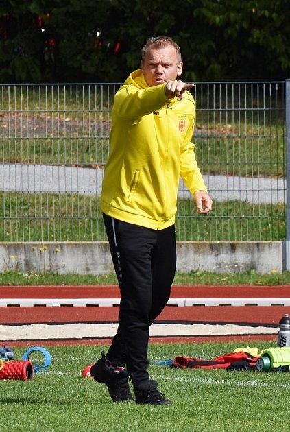 Tomáš Kostka již bude vJunioru Strakonice působit pouze jako trenér mládeže.