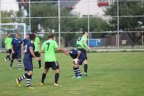 Fotbalový OP Strakonicka: Malenice - Drahonice 8:1.