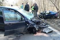 Nehodu nepřežil pětatřicetiletý řidič.