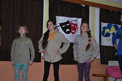 1. přehlídka dětských amatérských divadel