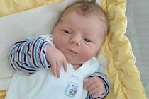 Jan Schovanec, Strakonice,  1.3. 2017 v 17.31 hodin,  3970 g. Malý Honzík je prvorozený.