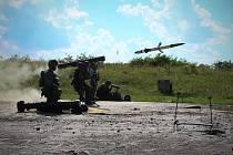 Mezinárodní cvičení jednotek pozemní protivzdušné obrany s názvem Tobruq Legacy 2017 probíhalo na území České republiky, Rumunska a Litvy.