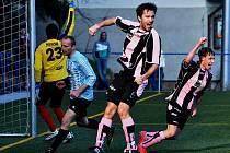 Strakonice poprvé na jaře přivezly tři body, béčko Sezimova Ústí venku porazily 1:0.