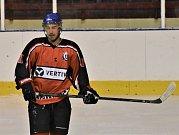 HC Strakonice – TJ Hluboká nad Vltavou Knights 8:5 (5:3, 1:1, 2:1).