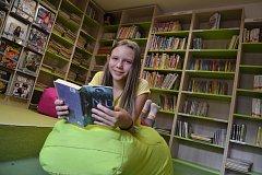 Šmidingerova knihovna ve Strakonicích. Ilustrační foto