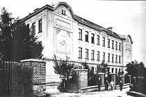 ZŠ Bavorov na historickém snímku
